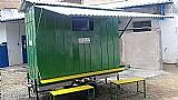 Banheiro com área de vivencia p/4 pessoas