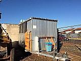 Container de area de vivencia