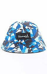 Chapeu diamond supply co. bucket hat