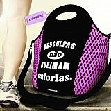 Bolsas e lancheiras termicas fitness