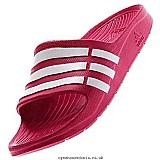 Chinelo adidas duramo k feminina sandalia original   nf