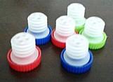 Kit com 70 rolha de garrafa de plastico serve para litrao