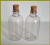 Rolha pra frasco de plastico cilindrico 30 ml com tampa de rolha