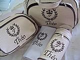 Kit de bolsas de bebe para matenidade 100%personalizadas