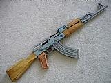 Armas de papel m4 ak47 1911  airsoft paintball
