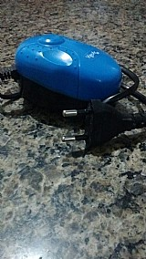 Bomba de oxigenacao de aquario(modelo compressor)seminova.