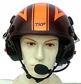 Capacete c/ fonia,  paramotor,  paratrike,  trike e ultraleve