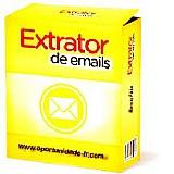 Extrator de e-mail poderoso