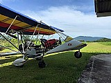 Aviao ultraleve experimental fox ll 1990 rotax 582
