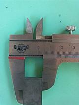 Pastilha de solda metal duro - widea