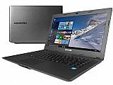 Notebook compaq presario cq-23 intel dual core - 4gb 500gb led 14