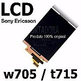 Lcd display sony ericsson w705 novo