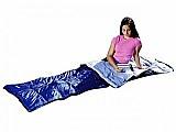 Saco de dormir solteiro ate 4ºc mor 9030 - tipo envelope com extensor e sacola p/ transporte