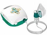 Inalador e nebulizador - soniclear pulmopar plus bivolt