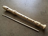 Flauta stage doce germanica -  nova