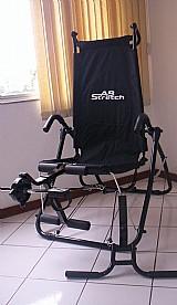 Cadeira de ginastica ab stretch