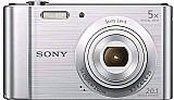 Camera digital sony w800 cyber shot 20.1 mp tela lcd hd