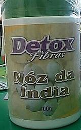 Detox noz da india 400gr