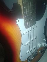 Guitarra stratocaster phoenix