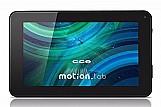 Tablet cce tr71 7 4gb ate 32gb wifi 3g camera 2.0mp novo
