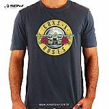 Camiseta guns n roses,  rock,  varios tamanhos e cores