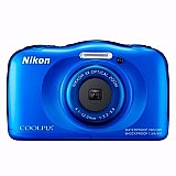 Camera nikon coolpix s33 full hd,  13mp,  á prova dagua 10m