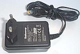 Fonte de energia salcomp 12v 1.5a fita led cftv dvr modem