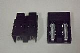 Conector de engate rapido para terminal faston 50a