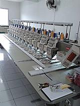 Maquina de bordar swf 12 cab / 9 agulhas