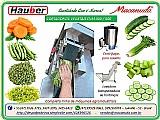 Equipamentos hoteleiros cortadoras de vegetais