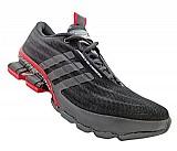 tenis adidas bounce s4 porsche design limited edition preto e vermelho