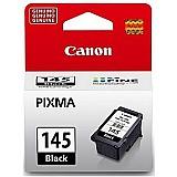 Cartucho 8ml preto pg145bk elgin - impressora canon mg2410