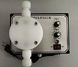 Bomba dosadora eletromagnetica / dosadora de cloro / piscina