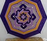 Mandalas artesanais 50cm