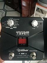 Pedaleira waldman com pedal tgv1 fx