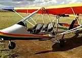 Ultraleve fox v4,  motor rotax 582 aviao impecavel ,  motor com garantia