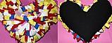 Almofada coracao do amor (produto artesanal)