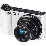 Camera samsung smart wb150f branca lcd 3, 0 14.2mp wi-fi