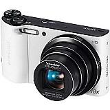 Camera samsung smart wb150f branca lcd 3, 0 14.2mp wi-fi