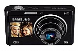 Camera digital samsung dv300f 16mp wifi visor frontal top