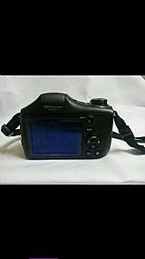 Camera digital sony semi profissional hd 20 mp usb 8gb
