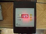 Controlador de carga/regulador de tensao gerador eolico