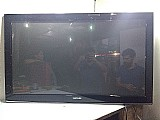 Tv samsung 50 plasma pl50a450p1 - no estado com defeito
