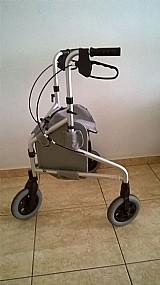 Andador 3 rodas