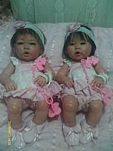 Boneca bebe reborn realista novos com certidao nasc