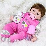 Bebe reborn boneca frete gratis