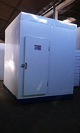 Aluguel de camara frigorifica