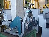 Calandra de tubos e perfis - lrct-2 - lr maquinas
