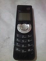 Telefone sem fio com identificador ge