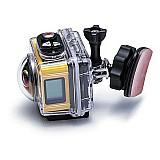 Kodak sp 360 melhor que go pro